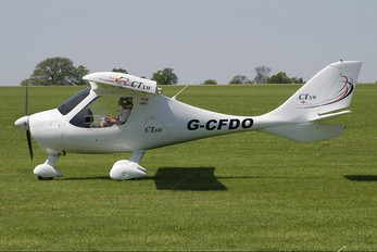 G-CFDO - Private Flight Design CTsw
