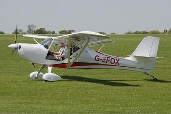 G-EFOX - Private Aeropro Eurofox 2K
