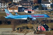 G-CPEU - Thomson/Thomsonfly Boeing 757-200 aircraft