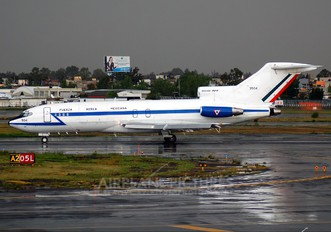 3504 - Mexico - Air Force Boeing 727-100