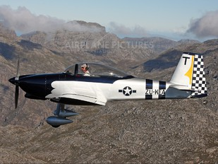 ZU-KEA - Private Vans RV-8