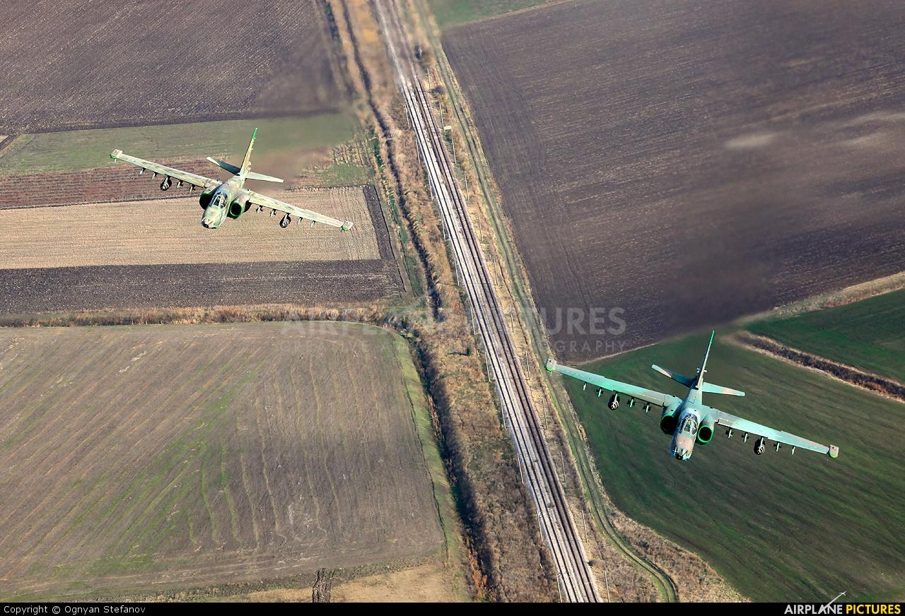 Bulgaria - Air Force 240 aircraft at In Flight - Bulgaria