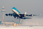 PH-BFO - KLM Boeing 747-400 aircraft
