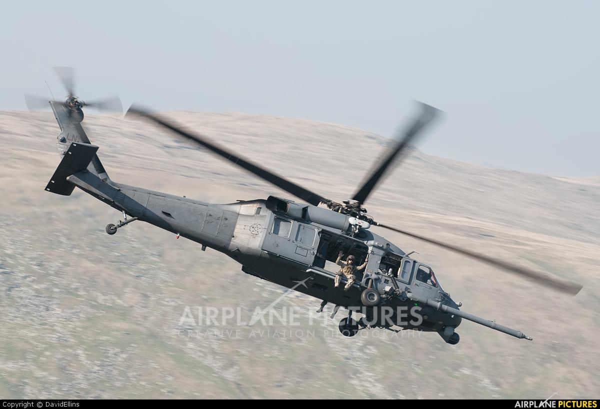USA - Air Force 89-26205 aircraft at Off Airport - Wales