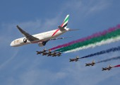 A6-EBB - Emirates Airlines Boeing 777-300ER aircraft