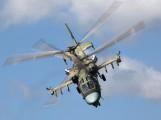 - - Russia - Air Force Kamov Ka-52 Alligator aircraft