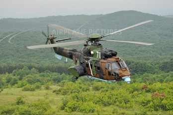 711 - Bulgaria - Air Force Aerospatiale AS532 Cougar