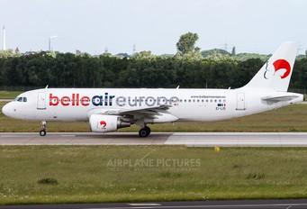 EI-LIS - BelleAir Airbus A320
