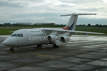 ZK-ECO - Vincent Aviation British Aerospace BAe 146-200/Avro RJ85