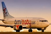 G-TOYD - bmibaby Boeing 737-300 aircraft