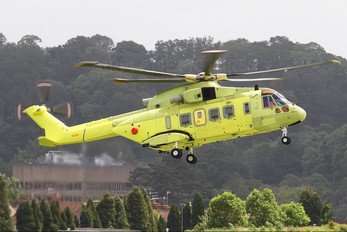 ZR340 - India - Air Force Agusta Westland AW101 641 Merlin (India)