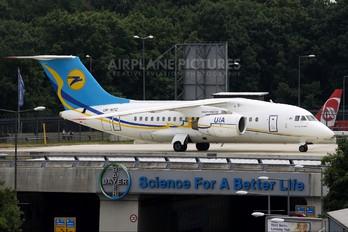 UR-NTC - Aerosvit - Ukrainian Airlines Antonov An-148