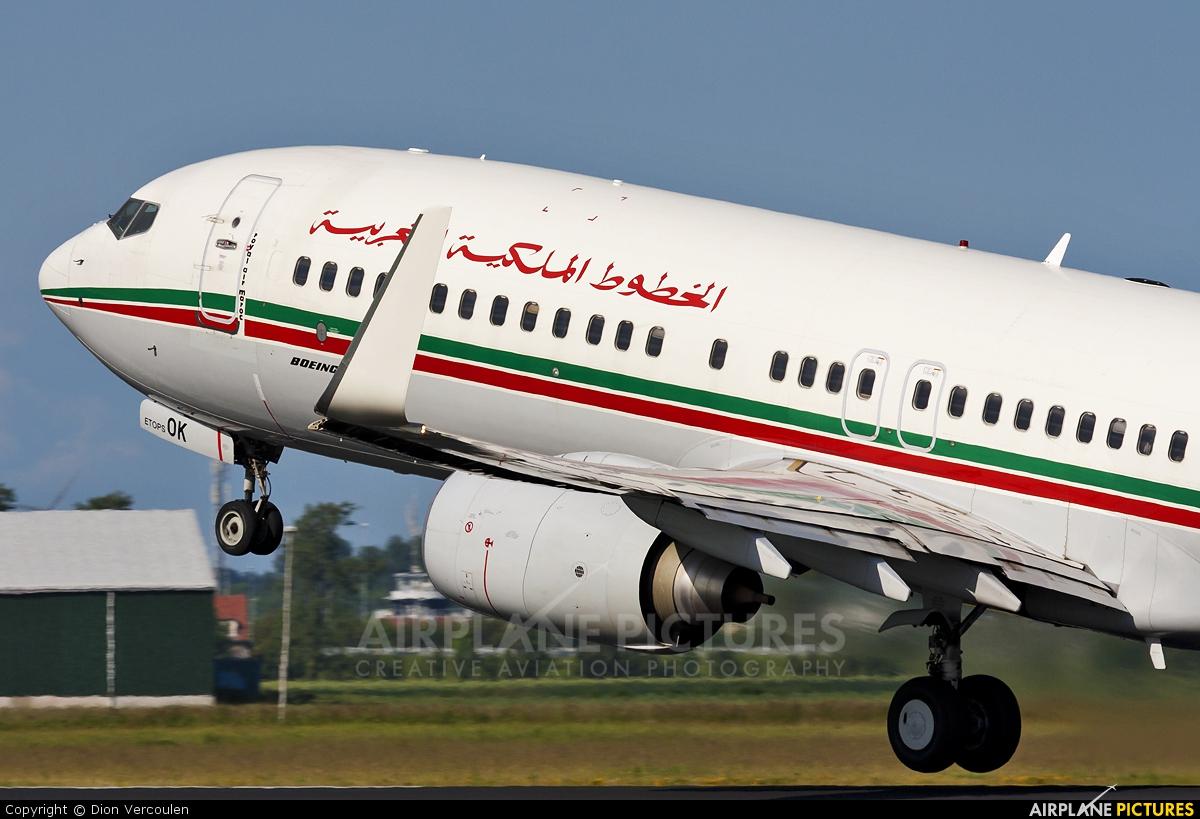 CN-ROK - Royal Air Maroc Boeing 737-800 at Amsterdam - Schiphol ...