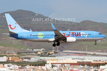 SE-DZN - TUIfly Nordic Boeing 737-800