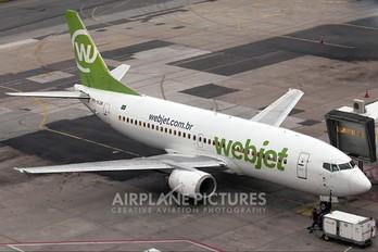 PR-WJM - WebJet Linhas Aéreas Boeing 737-300