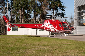 ZK-ICD - Private Aerospatiale AS350 Ecureuil / Squirrel
