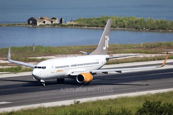 OY-JTZ - Jet Time Boeing 737-700