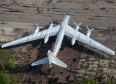 - - Russia - Air Force Tupolev Tu-95 aircraft
