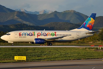 LY-FLE - Small Planet Airlines Boeing 737-300