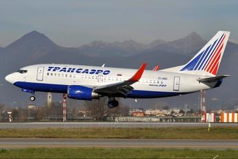 EI-UNG - Transaero Airlines Boeing 737-500