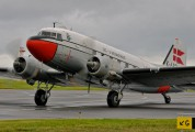 OY-BPB - Danish Dakota Friends Douglas C-47A Skytrain aircraft