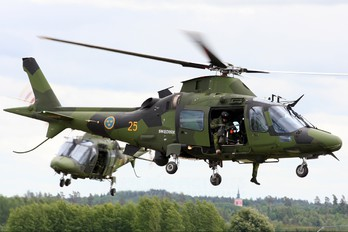 15025 - Sweden - Air Force Agusta / Agusta-Bell A 109 Hkp15A