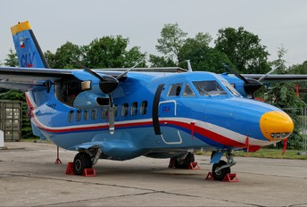 0731 - Czech - Air Force LET L-410 Turbolet
