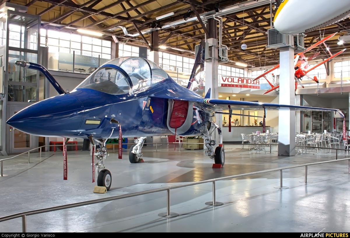 Italy - Air Force - aircraft at Milan -  Volandia Aviation Museum