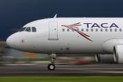 N683TA - TACA Airbus A320 aircraft