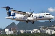 PT-MFE - Trip Linhas Aéreas ATR 42 (all models) aircraft