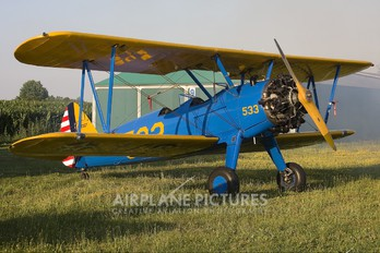 N66557 - Private Boeing Stearman, Kaydet (all models)