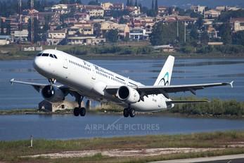 SX-BHS - Air Mediterranee Airbus A321