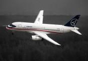 97004 - Sukhoi Design Bureau Sukhoi Superjet 100 aircraft