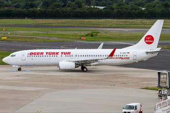 D-AXLF - XL Airways Germany Boeing 737-800