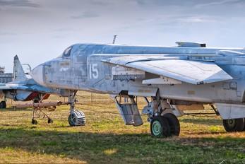15 - Russia - Air Force Sukhoi Su-24M