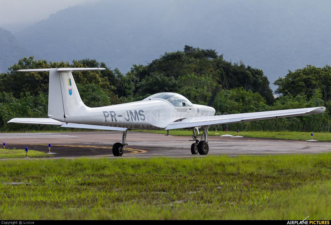 Aeroclube do Brasil PR-JMS aircraft at Rio de Janeiro/Jacarepagua - Roberto Marinho