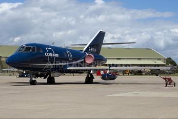 G-FRAW - FR Aviation Dassault Falcon 20