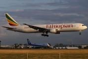 ET-ALP - Ethiopian Airlines Boeing 767-300ER aircraft