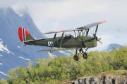 LN-MAX - Private de Havilland DH. 82 Tiger Moth aircraft