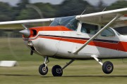 G-BTMR - Private Cessna 172 Skyhawk (all models except RG) aircraft
