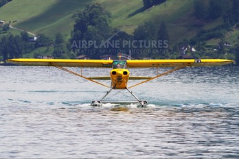 HB-PMN - Private Piper PA-18 Super Cub