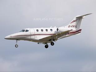 G-FRYL - Private Hawker Beechcraft 390 Premier