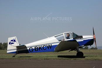 G-BKCW - Private Jodel D120 Paris-Nice