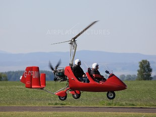 G-CFUW - Private AutoGyro Europe MTO Sport