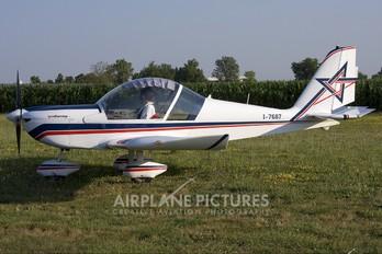 I-7687 - Private Evektor-Aerotechnik EV-97 Eurostar