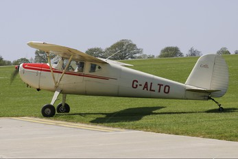 G-ALTO - Private Cessna 140
