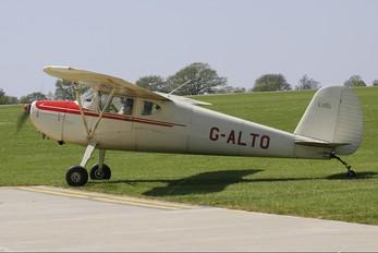 G-ALTO - Private Cessna 140