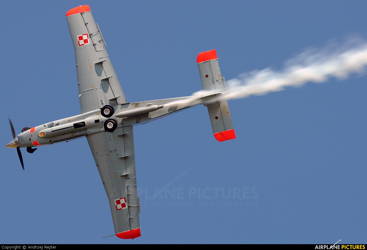 Poland - Air Force 041 aircraft at Radom - Sadków