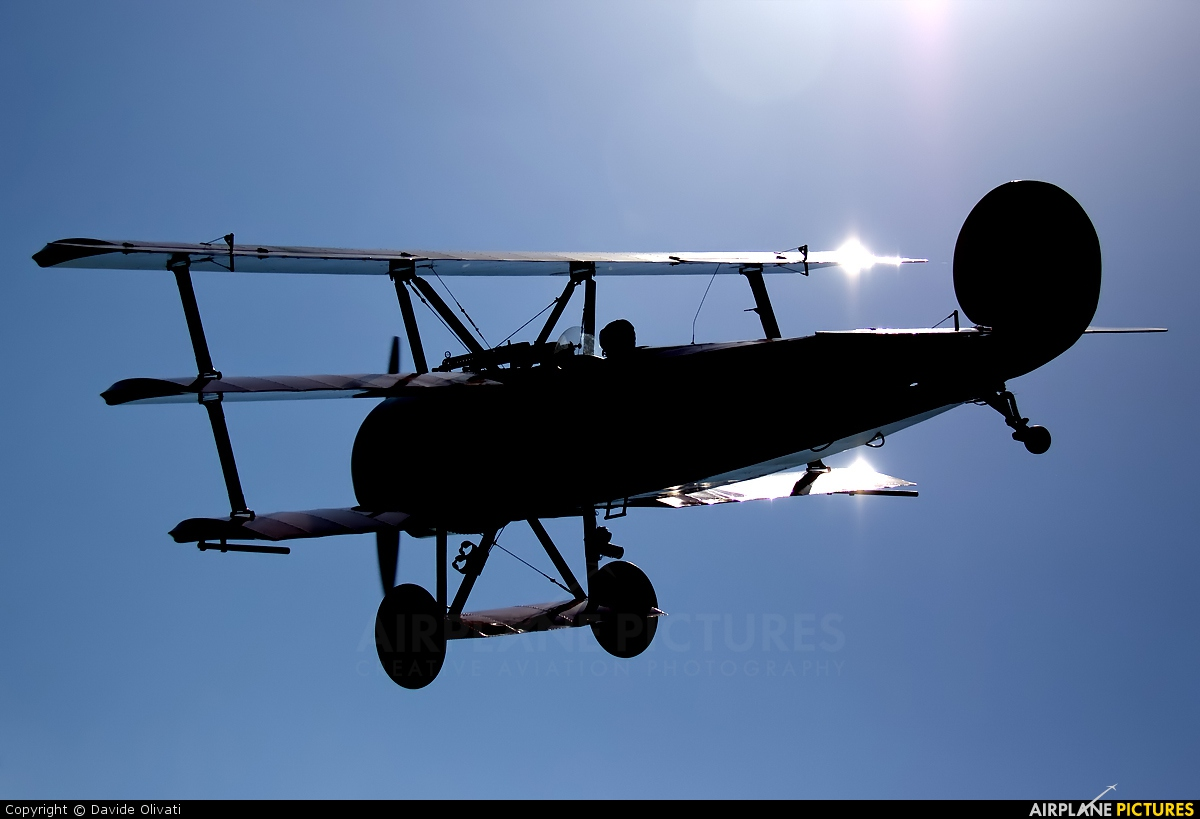 Private I-LYNC aircraft at In Flight - Italy