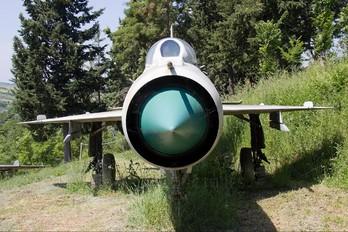 3-0914 - Iran - Islamic Republic Air Force Mikoyan-Gurevich MiG-21PF